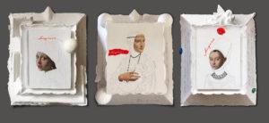 3 Anonymous, artist Tania Luchinkina (TaniaL)