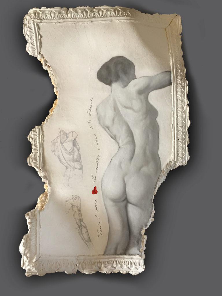 Nu 1, artist TaniaL, Tania Luchinkina