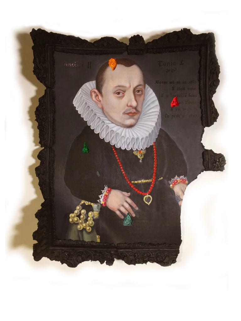 Tania Luchinkina Ancêtre II