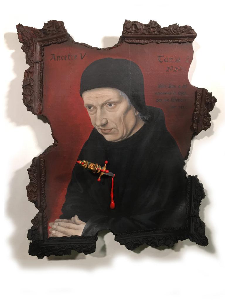 Tania Luchinkina Ancetre IV