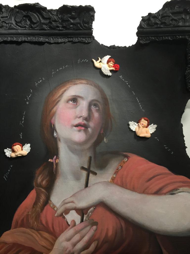 artiste Luchinkina Tania, Ancêtre V